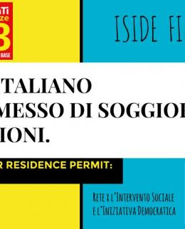 Italian Test for Residence Permit Simulation